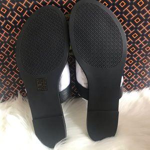 Tory Burch Shoes - NEW Tory Burch Jolie Flat Sandals Size 11